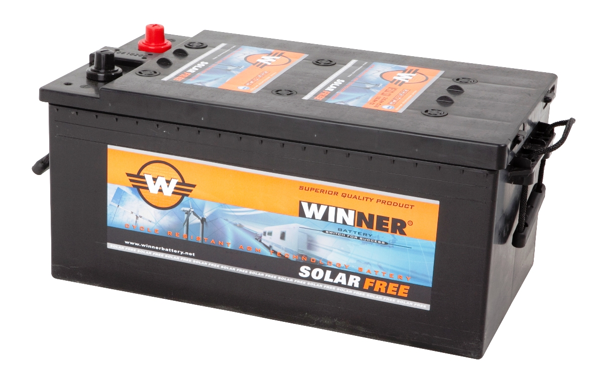 WINNER SOLARFREE